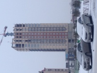 SkySeven - Фото строительства