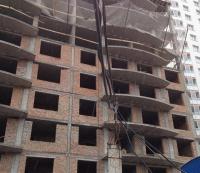 Белые росы, д.19 (Карамзина улица) - Фото строительства