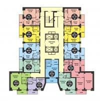 Уютный дом на Ключевской, д.1 - Планировка
