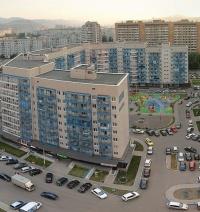 Белые росы, д.3 (Карамзина улица)