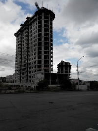 Адмирал - Фото строительства
